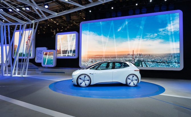 VW the Fourth Automaker to Back Out of 2018 Paris Motor Show