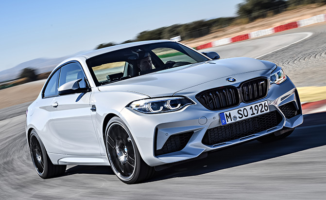 2019 BMW M2 Competition Comes in at Just Under $60k in the US