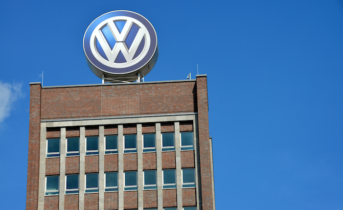VW Slapped with Billion Euro Dieselgate Fine