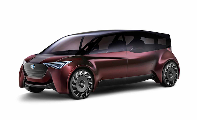 Toyota Wants You to Pedal to Recharge its Ride Share EVs