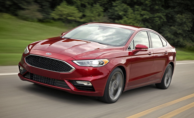 Ford Fusion May Return as a Lifted Wagon