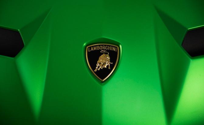 Green Lamborghini Aventador SVJ Coming to Pebble Beach