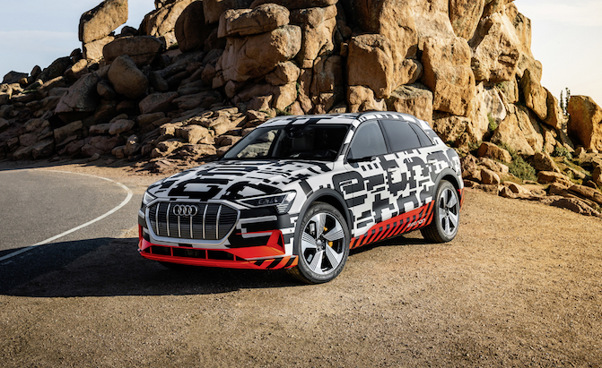Audi e-tron: 0-60 MPH in Less Than 6 Seconds, 248 Miles of Range
