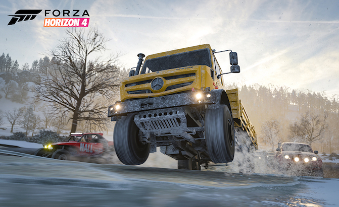 Forza Horizon 4 Demo Goes Live, First DLC Announced