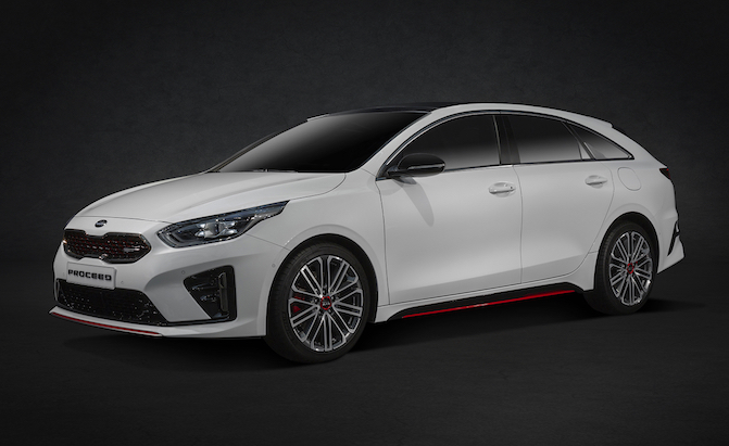 Kia Proceed is Another Handsome Wagon That America Can't Have