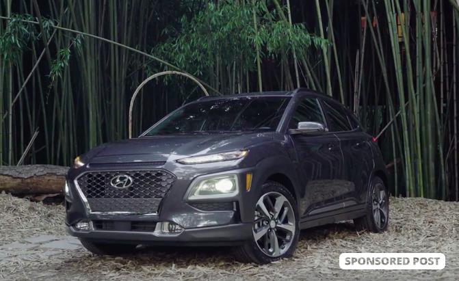 4 Ways Hyundai's New Kona is Built for Great Experiences