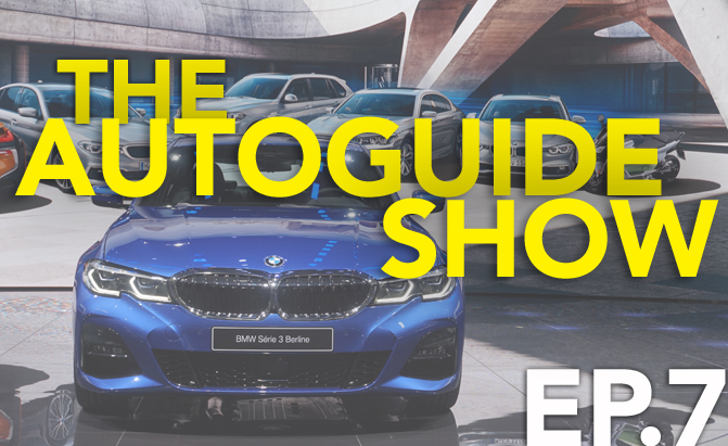 The AutoGuide Show Ep.7: BMW 3 Series and X5, Hyundai Veloster, Audi E-Tron and More