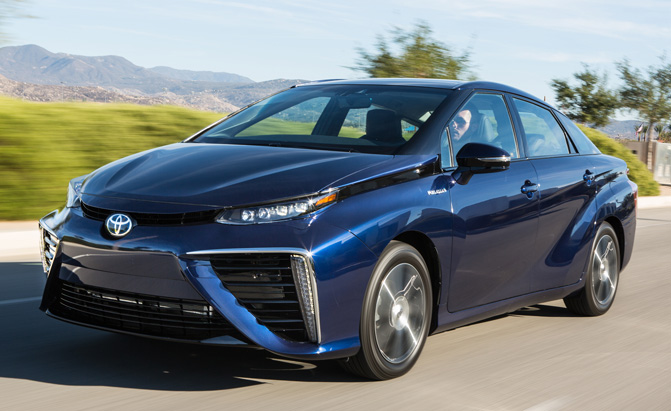 Toyota Mirai Owners, Read This