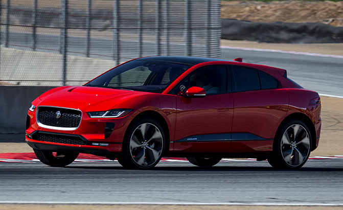 Jaguar Could Become an Electric Car Brand