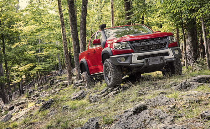 Chevy Unveils New Colorado Trims and Bison Pricing