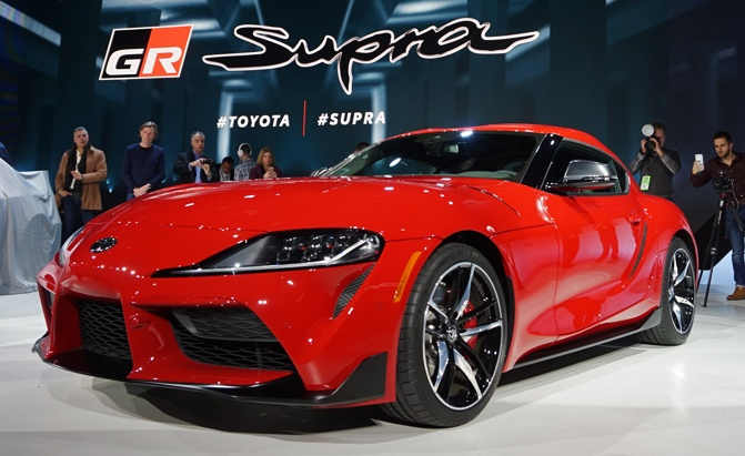 2020 Toyota Supra Finally Debuts with 335 HP, Pricing Also Announced