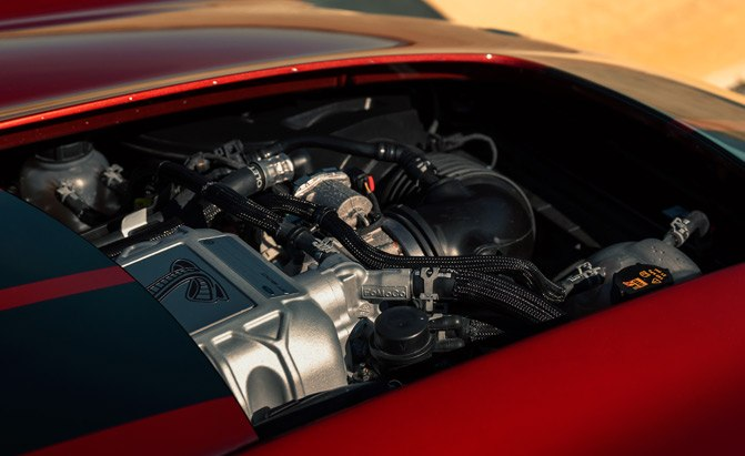What You Should Know About the 2020 Ford Mustang Shelby GT500's Supercharged V8