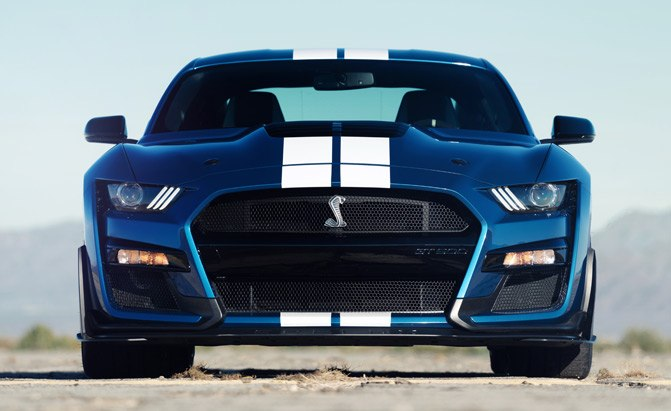 2020 Ford Mustang Shelby GT500 Has Supercharged V8, More Than 700 HP