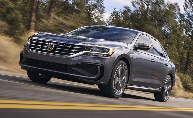 Redesigned 2020 Volkswagen Passat Debuts, New Except Under the Skin