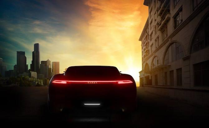 Karma Automotive to Debut 3 New EVs at Shanghai Auto Show